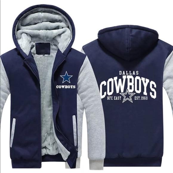 pretty nice 53037 e5735 Brand New Dallas Cowboys Jacket XL (Runs Small)